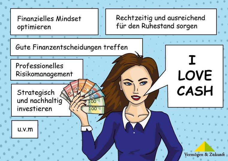 Finanzerfolg für Entrepreneurin Kati