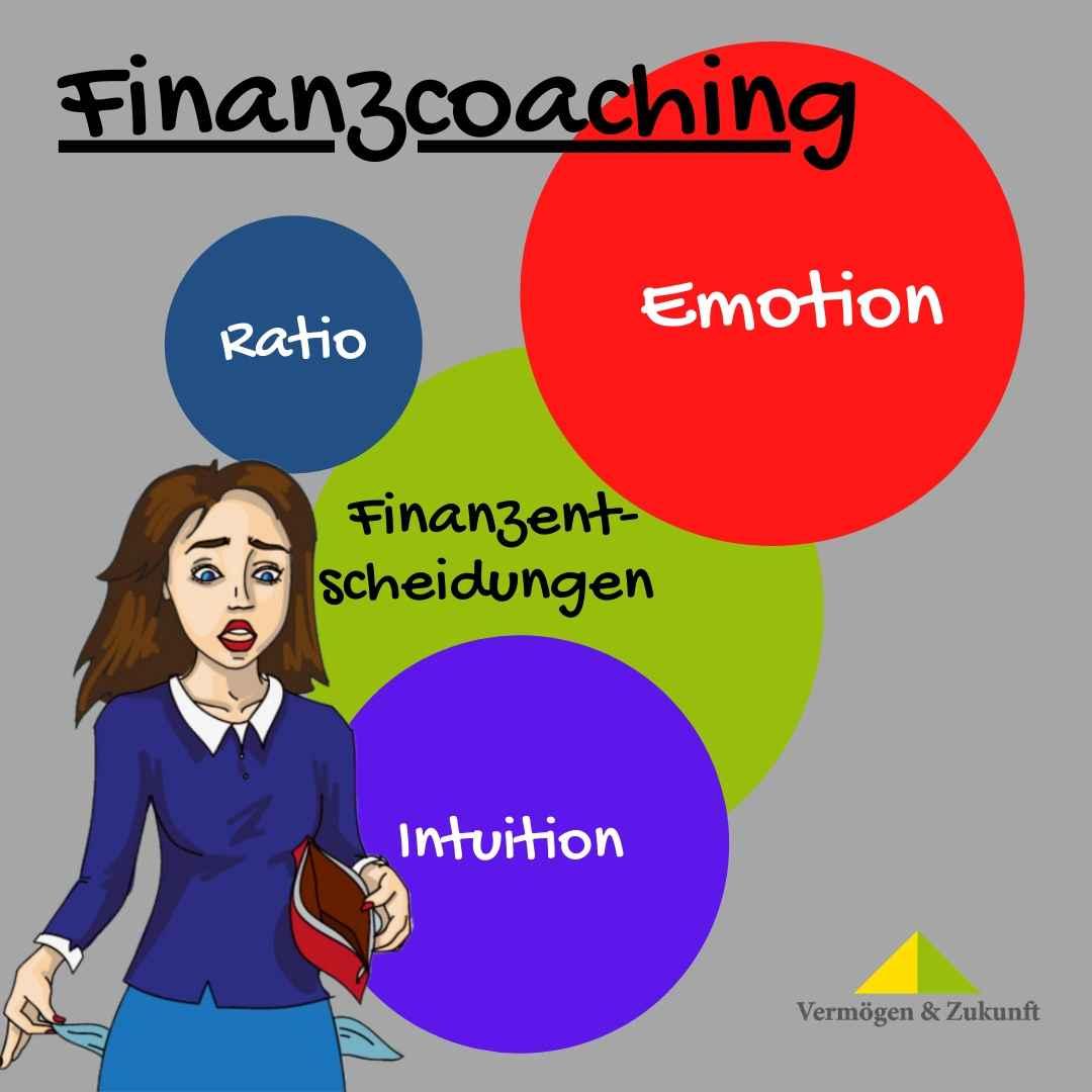 Mit Finanzcoaching bessere Finanzentscheidungen treffen