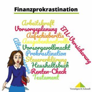 Wortwolke-Finanz-Prokrastination