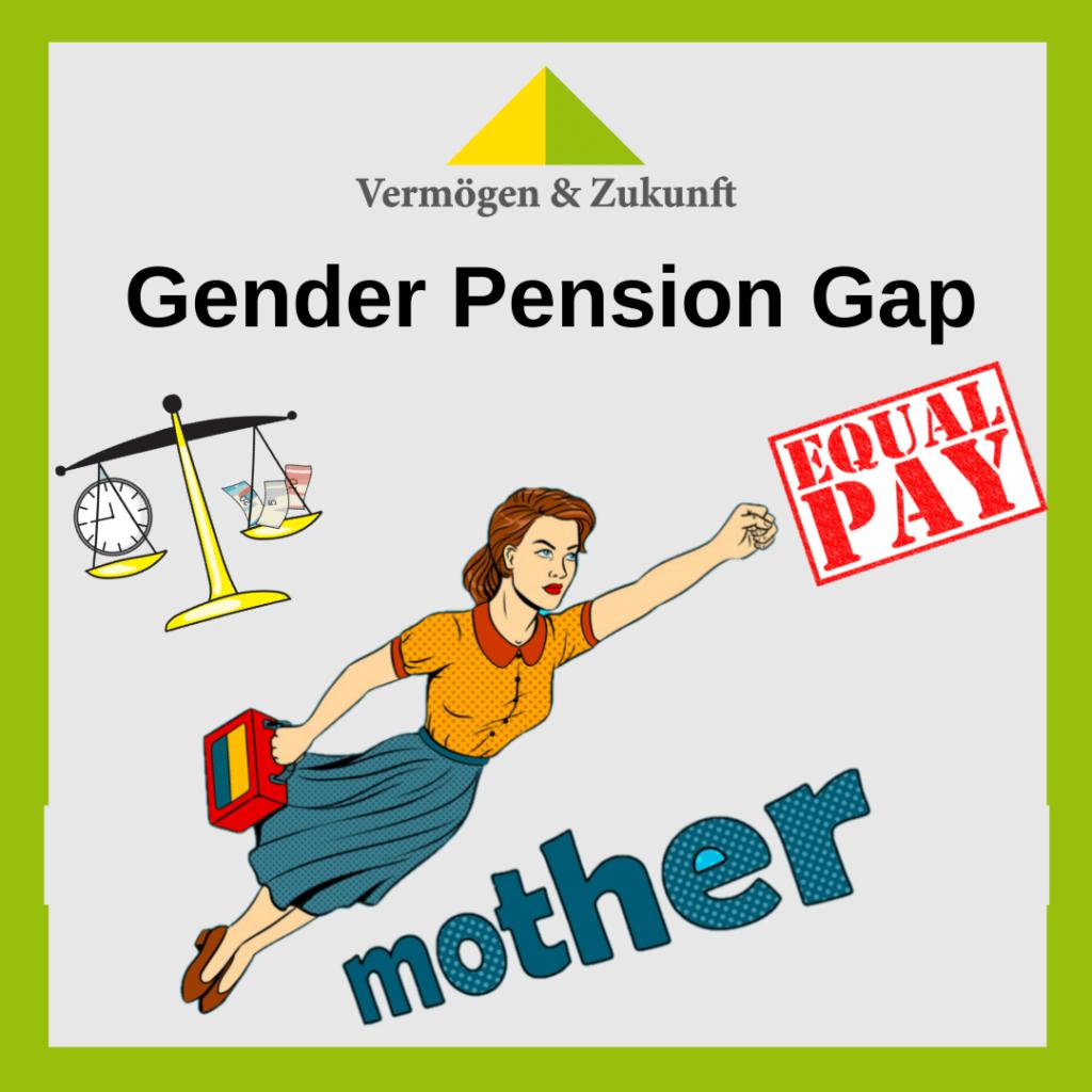 Gender-Pension-Gap die Mutterfalle